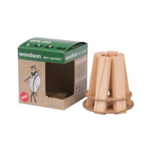 Woodson přírodní podpalovač